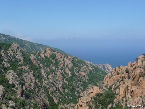 Corsica By Car Two 2 Star Hotels Sea And Mountains
